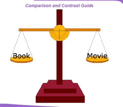 Essay comparative and contrasting